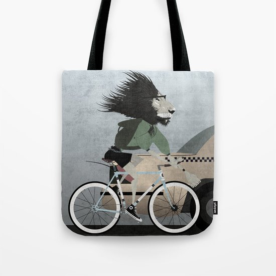 Alleycat Races Tote Bag