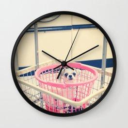 Washateria Days Wall Clock