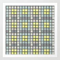 Get Griddy With It Art Print