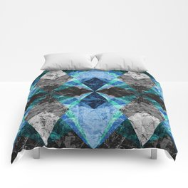 Marble Geometric Background G432 Comforters