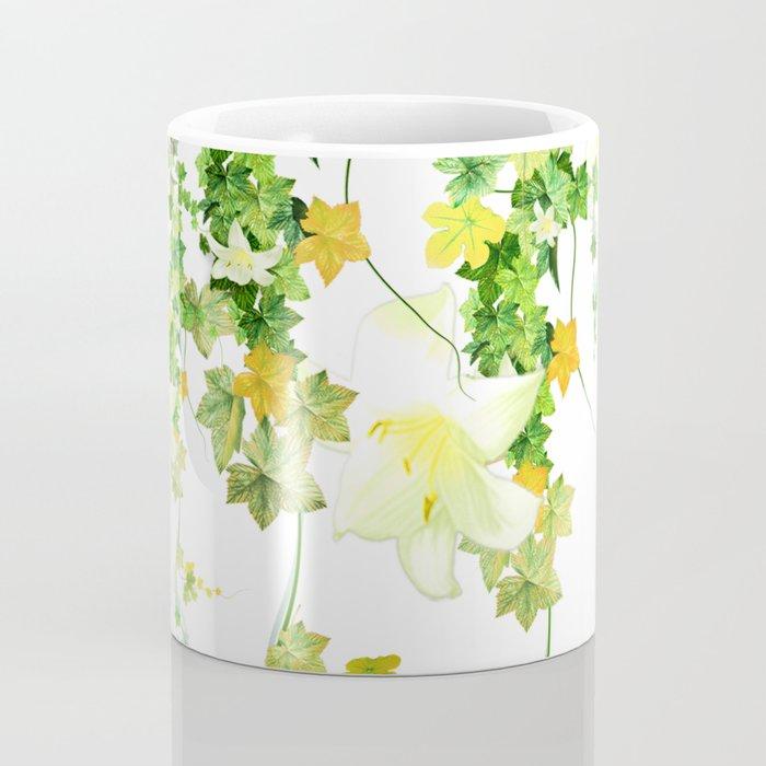 Watercolor Ivy Coffee Mug
