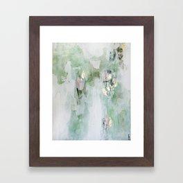 Leaf It Alone Framed Art Print