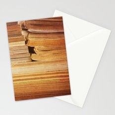 Reading Material Stationery Cards