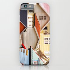 Fjord Houses iPhone 6 Slim Case