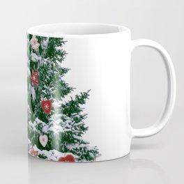 Christmas Tree by Chrissy Coffee Mug