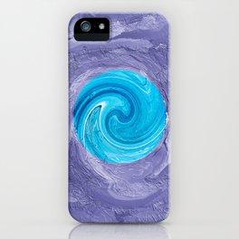 Abstract Mandala 286 iPhone Case