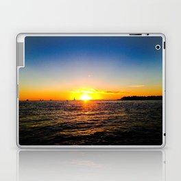 Toast to the Sunset Laptop & iPad Skin
