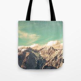 Alpine Magic Tote Bag