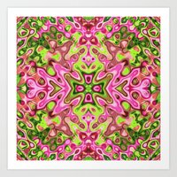 persian Art Prints featuring Persian 2 by Glanoramay