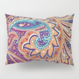 Summer paisley Pillow Sham