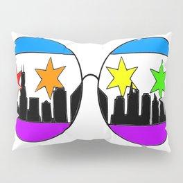 chicaGOggles Pride Pillow Sham