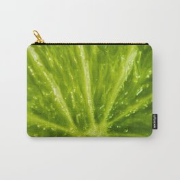If life gives you lemons learn to make lemonade Carry-All Pouch