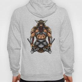 Norseman Berserker | Viking Warrior Valhalla Odin Hoody