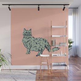 Animal Series - Cat Wall Mural
