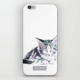 Ink Kitten iPhone Skin