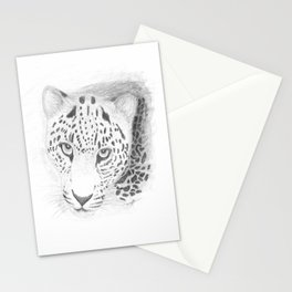 Amur Leopard Stationery Cards
