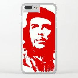 Che Guevara Clear iPhone Case