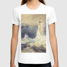 "J.M.W. Turner ""Bell Rock Lighthouse"" T-shirt"