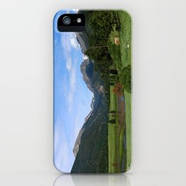 A Meadow In Rocky Mountain NP iPhone Case