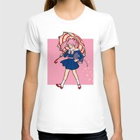 sailormoon T-shirts featuring Salty Magical Girl by eriphyle