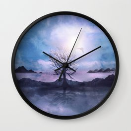 Messages from the Sun Wall Clock