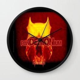 panDEMONium - 110 Wall Clock