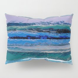 Abstract Composition 628 Pillow Sham