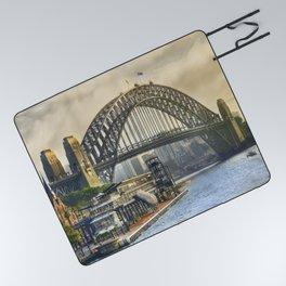 Sydney Harbour Picnic Blanket
