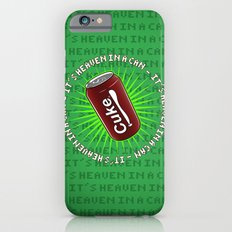 It's Heaven in a Can Slim Case iPhone 6s