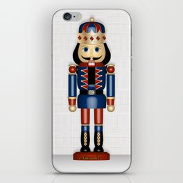 The Nutcracker iPhone Skin