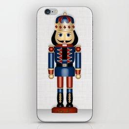 The Nutcracker iPhone Skin