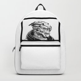 Garrus Vakarian: Mass Effect Backpack