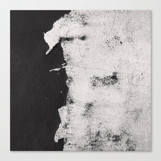 BORDER Canvas Print