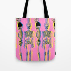 The Fancy Dead Tote Bag