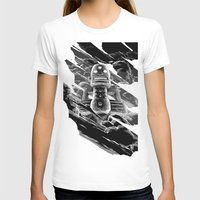 totem T-shirts featuring Totem by A P Schofield fine arts
