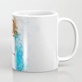 The Virgin Mary Coffee Mug
