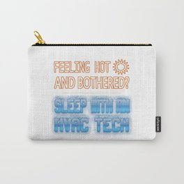 Feeling Hot And Bothered? Sleep With An HVAC Tech Carry-All Pouch