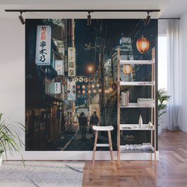 tokyo I Wall Mural