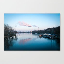 Treptower Park - Berlin Canvas Print