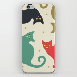 Cats and Cream iPhone Skin