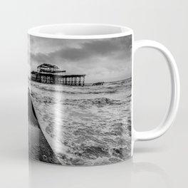 Remains of the Pier Coffee Mug