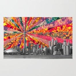 Blooming Toronto Rug