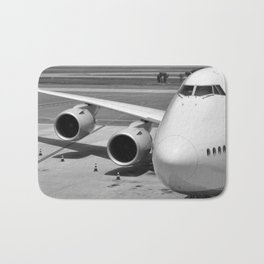 Aviation - II Bath Mat