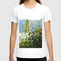 clear T-shirts featuring Naturally Clear by AlleaJiapsi