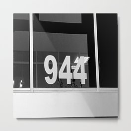 944 Metal Print