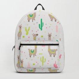 Llama Backpack
