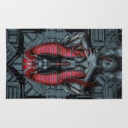 Sacred Dark Queen Rug