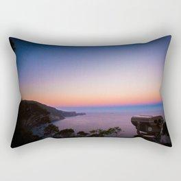Sunset views Rectangular Pillow