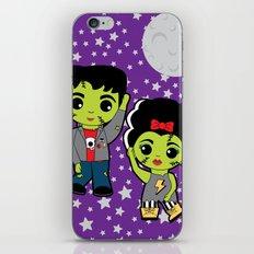 The Frankenstein Stomp iPhone & iPod Skin