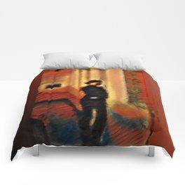 Presumptuous Bystanding Comforters